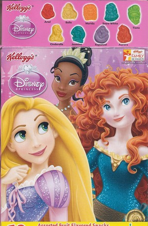 Disney Princess Gummies