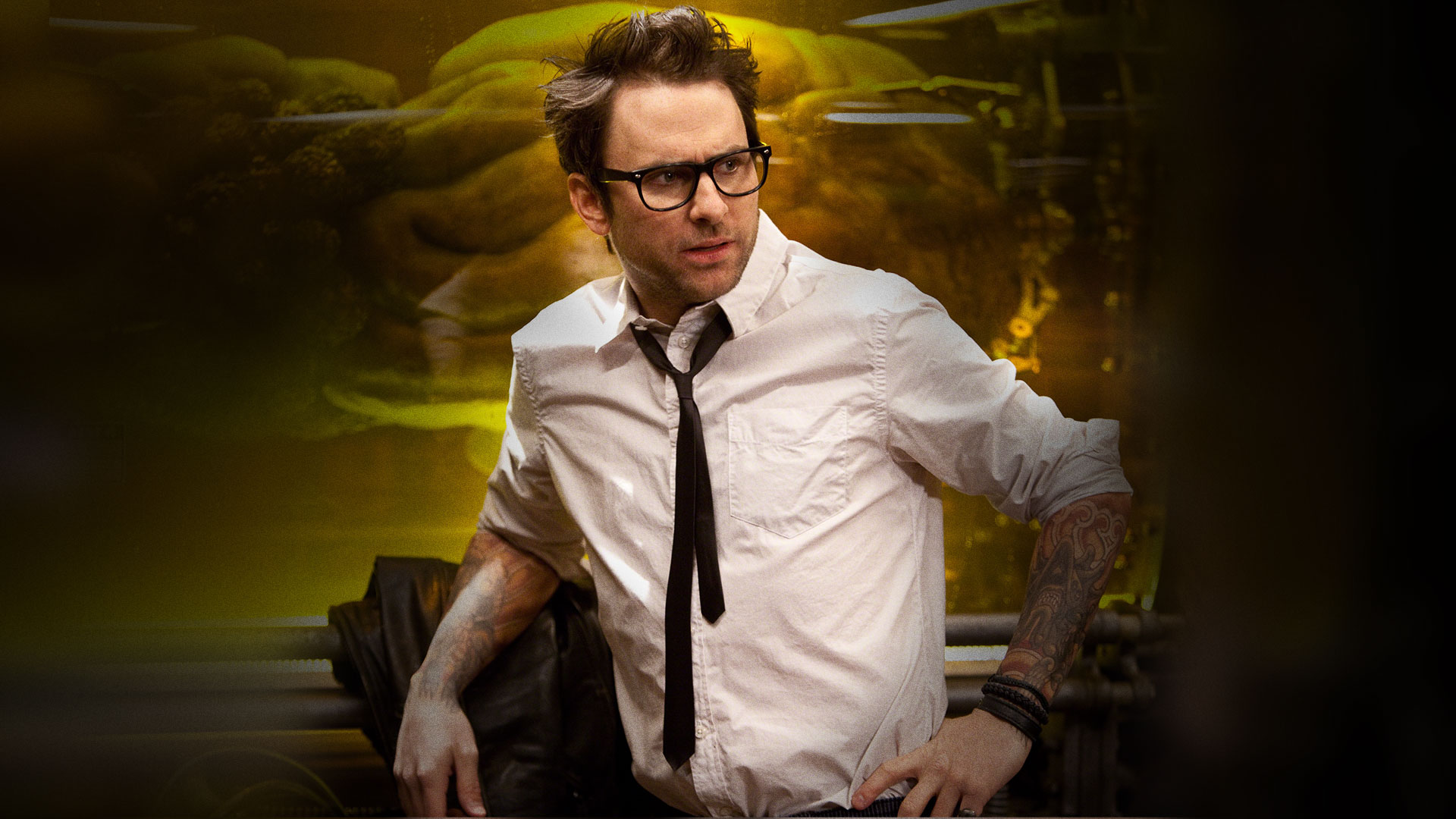 Pacific Rim images Dr. Newton Geiszler HD wallpaper and ...
