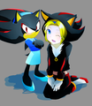Dress Up - shadow-the-hedgehog photo