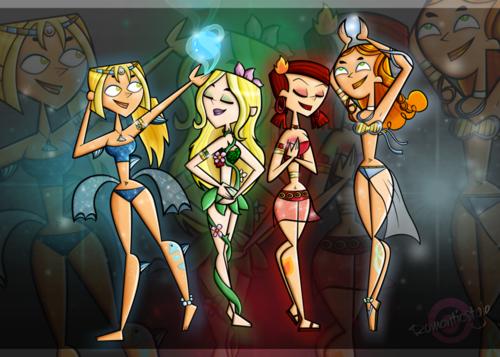 Element Girls