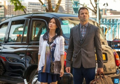 Elementary - First promotional pic - Season 2
