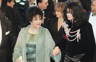 "Elizabeth Taylor's ""65th"" Birthday Party Back In 1997"