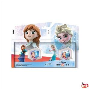 Elsa and Anna - डिज़्नी Infinity