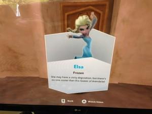 Elsa in Disney Infinity