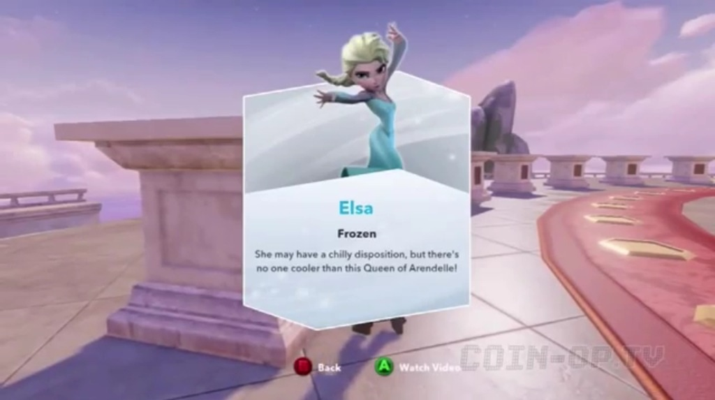 Elsa in Disney Infinity - Frozen Photo (35371244) - Fanpop