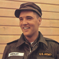 Elvis In Army Uniform - elvis-presley photo