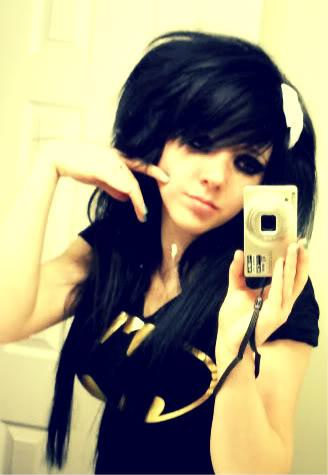 Emo Gambar Emo Girl Wallpaper And Background Foto 35343769