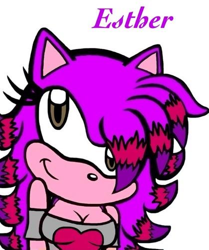 Esther The Hedgehog