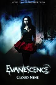 Evanescence - wingu Nine