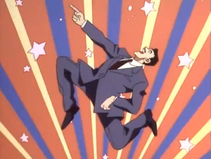 Fabulous Richard/Kogoro