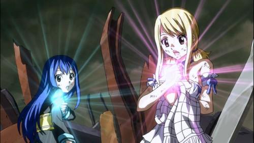 Fairy Tail Best Screenshoots on the net