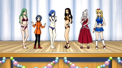 Fairy Tail Contest