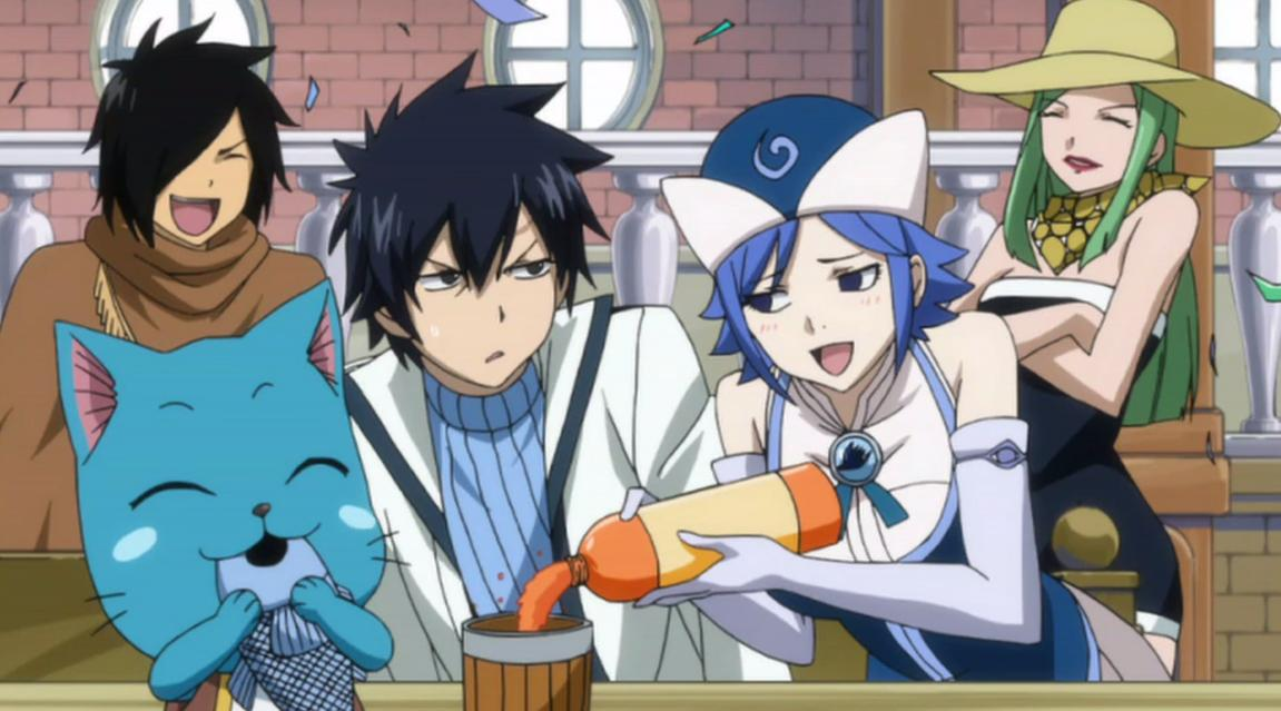 Fairy Tail images Fairy Tail Guild HD wallpaper and background