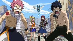 Fairy Tail Shocked Face^^
