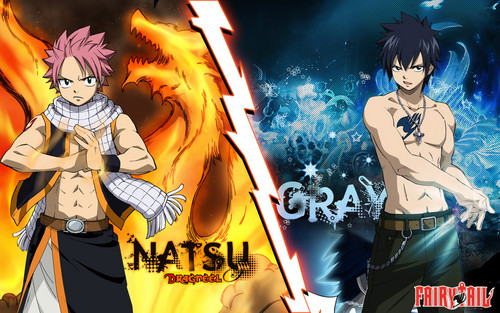 fairy tail wallpaper containing animê titled Fairy Tail wallpapers