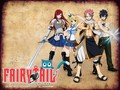 Fairy Tail mga wolpeyper