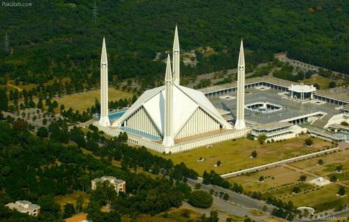 Faisal mosque♥