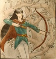 Fighting for the homeland - the-elves-of-middle-earth fan art