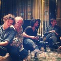 Finn Jones, Roger Ashton-Griffiths, Kit Harington & Nikolaj Coster-Waldau - game-of-thrones photo