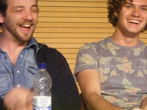 Finn and Gethin - Wales Comic Con '12