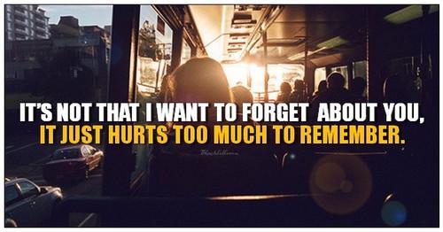 Forget tu