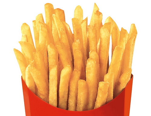 French Fries ❤