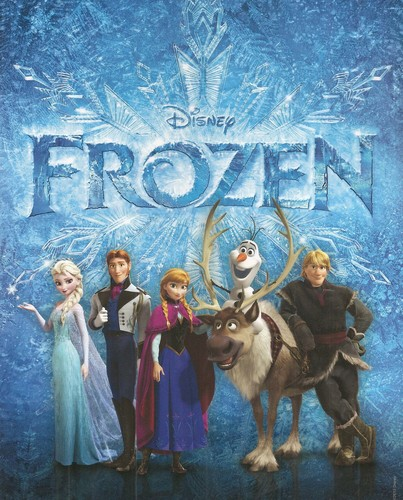Frozen Mini Poster