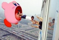 Funny Kirby Photo