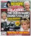 GLOBE: クイーン Elizabeth Names Princess Diana's Killers