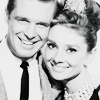Breakfast At Tiffany's photo containing a portrait entitled George & Audrey