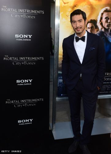 The Mortal Instruments: City of Bones [L.A. premiere]