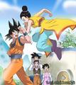 Goku vs Chichi