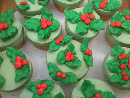 Green koekje, cupcake