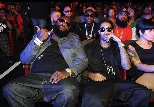 Gunplay and Rozay