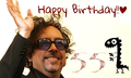 Happy B-day!! - tim-burton fan art