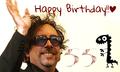 Happy B-day!! - tim-burton fan art