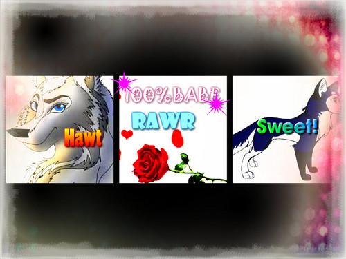 Hawt wolf Alisha