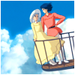 Howl's Moving Castle - hayao-miyazaki icon