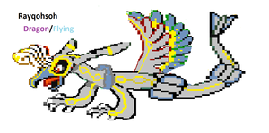 I Made a Legendary pokemon