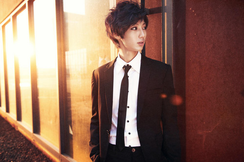 Boyfriend hình nền containing a business suit titled I YAH Promo