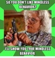 If A Bitch Tell Me She Dont Like MB  Imma Have To Go Madea On Her Ass🔫🔫🔫👊YOMO - mindless-behavior photo