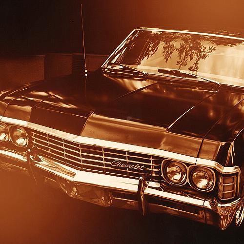 Impala Supernatural Photo 35320039 Fanpop