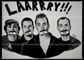 Impractical Jokers Portrait Drawing by Derek J. Rickard