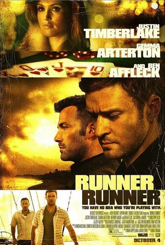 JT - Runner Runner movie pics