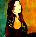 JUSTINE WADDELL - MODIGLIANI GIRL