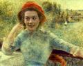 JUSTINE WADDELL - RENOIR GIRL