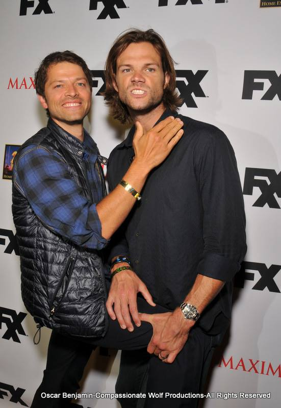 Jared and Misha - Jare...