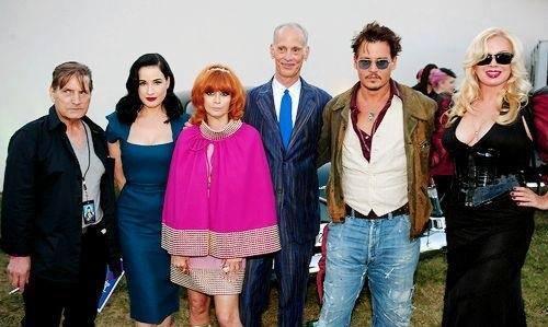 Johnny Depp, 18.08.2013