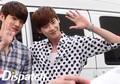 Jong Suk and Woo Bin