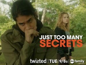 Just so many secrets